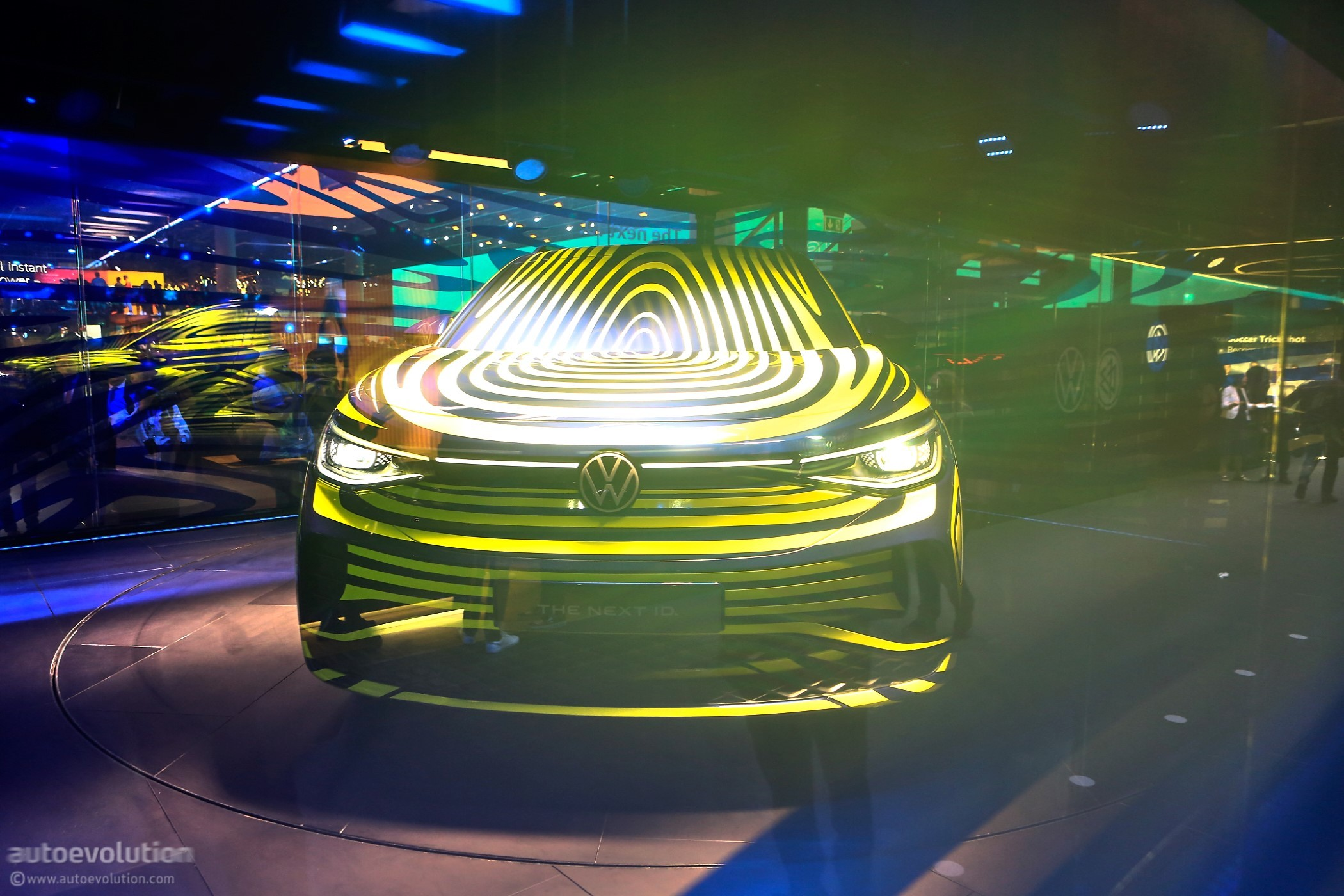 Volkswagen ID.4 Near Production Prototype