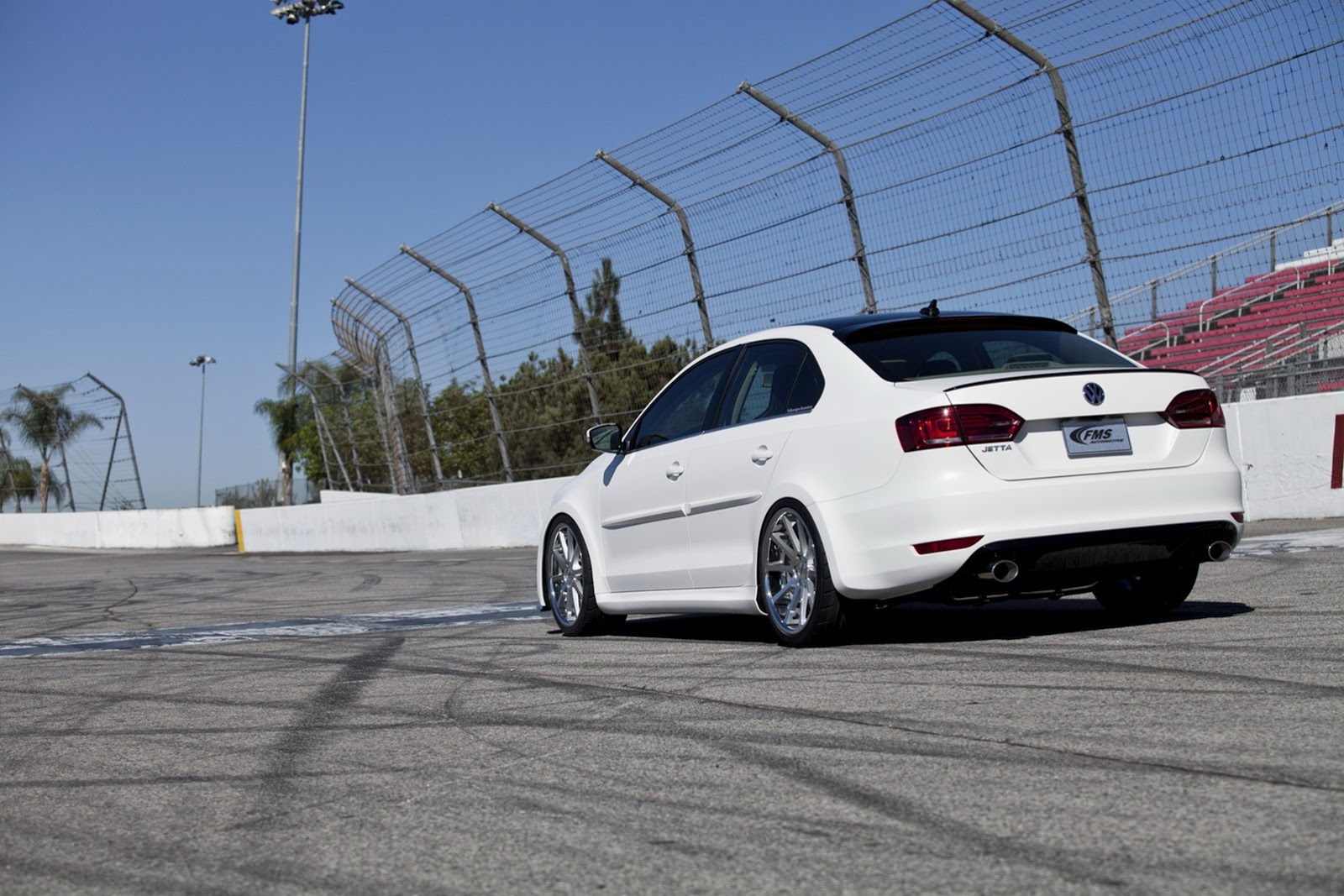 VW Jetta 2.0 TSI Is Here for 2013 SEMA - autoevolution