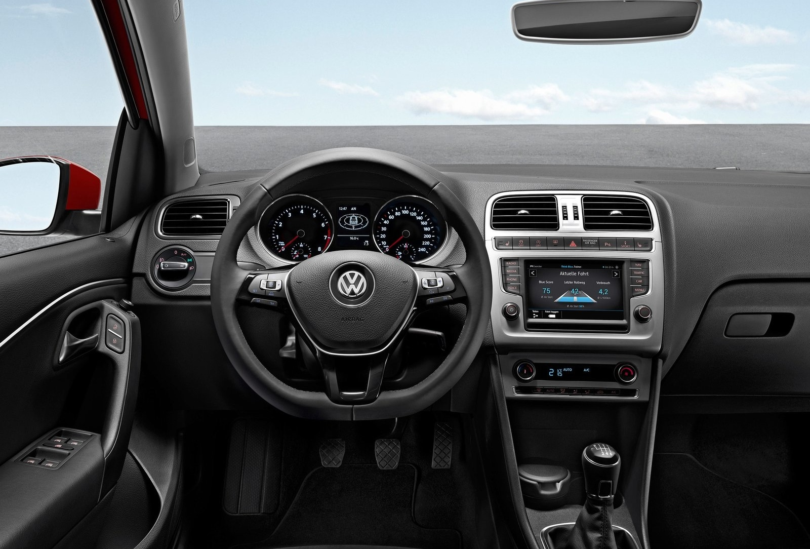 VW Launches 2015 Polo TSI BlueMotion With 1-Liter Turbo Engine ...