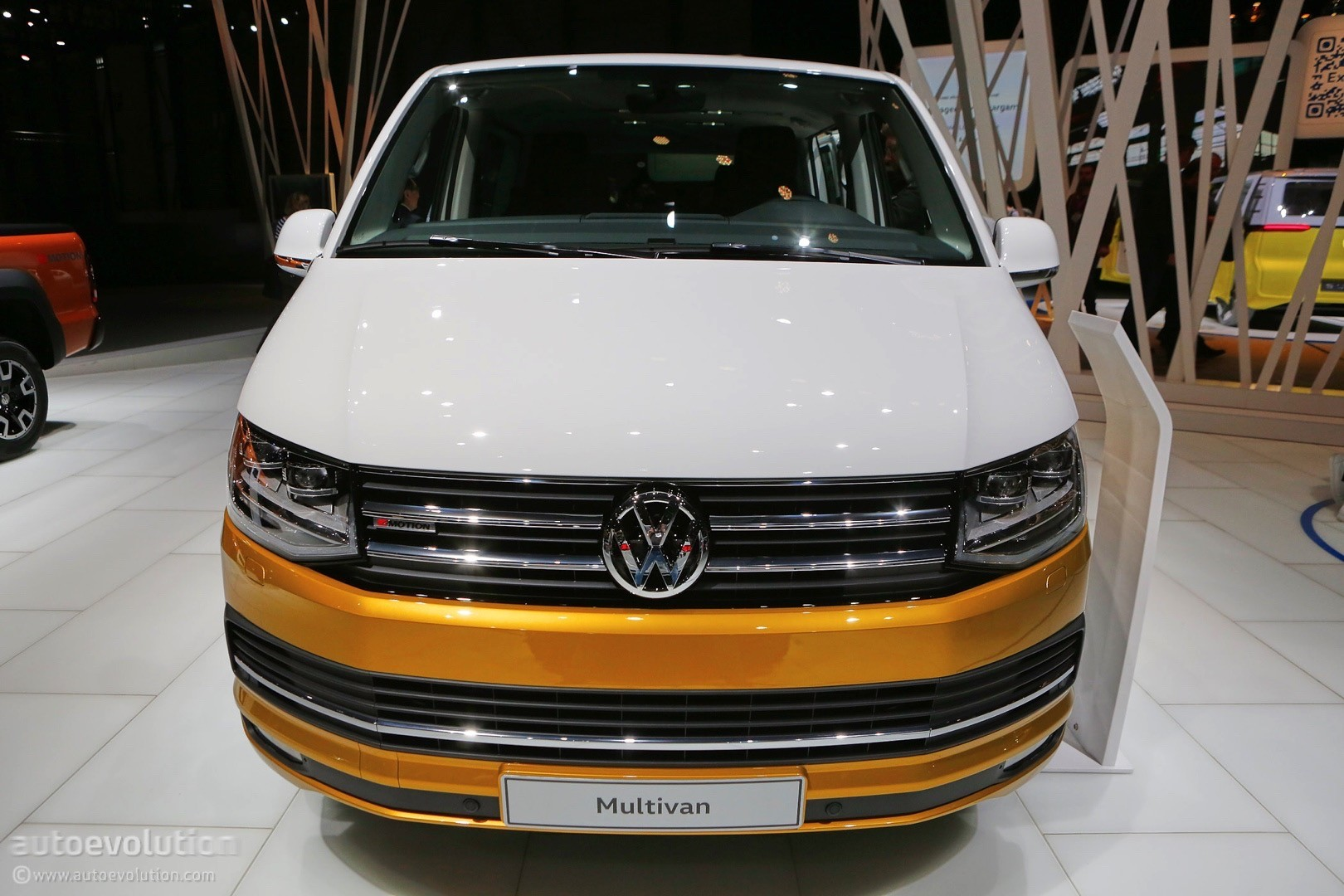 VW Multivan 70 Years Of The Bulli Special Edition Is The ...