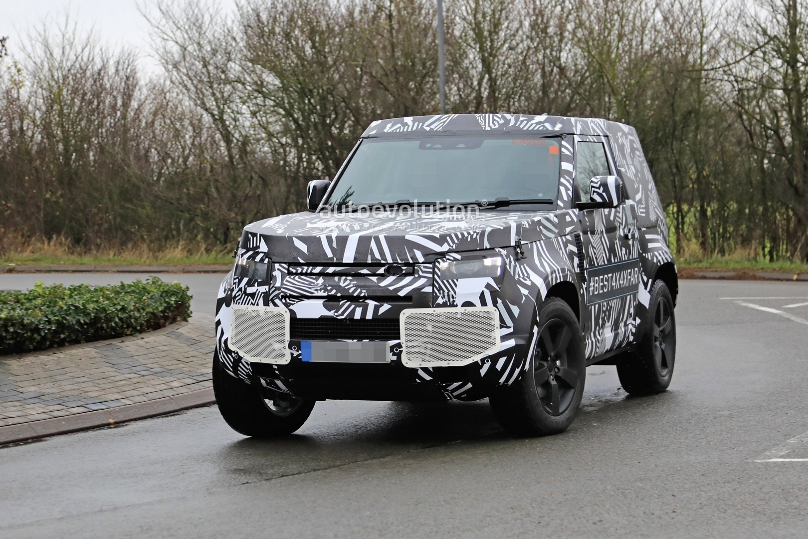 Vw Planning Land Rover Defender And Jeep Wrangler Rival And It S