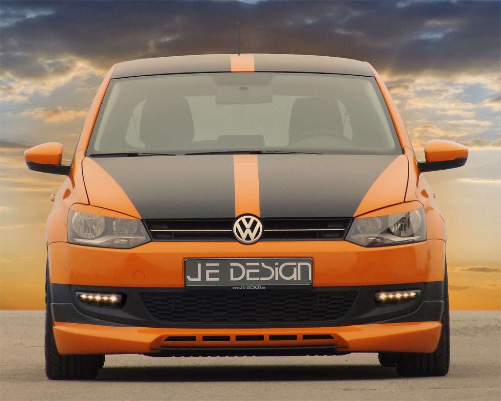 vw polo v body kit by je design