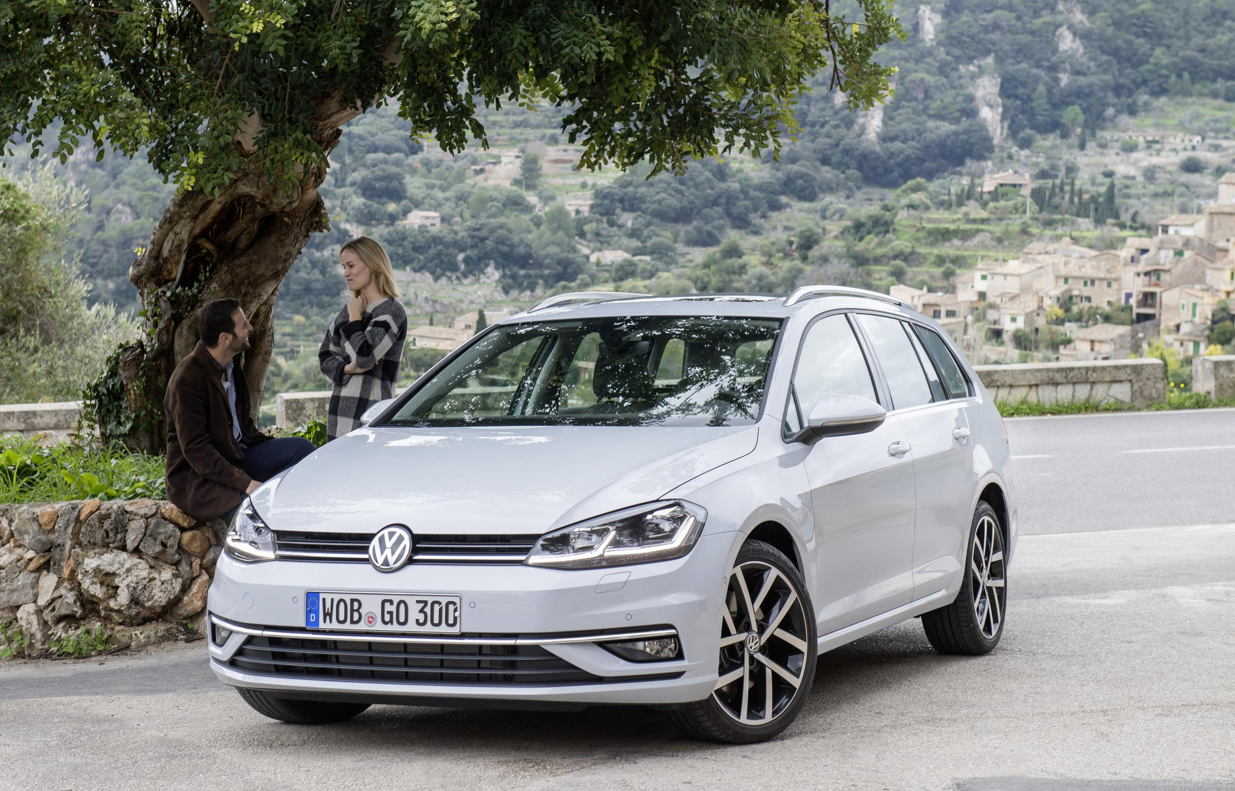 Vw Prices Golf Mk7 Facelift In The Uk Starts From 163 17 625