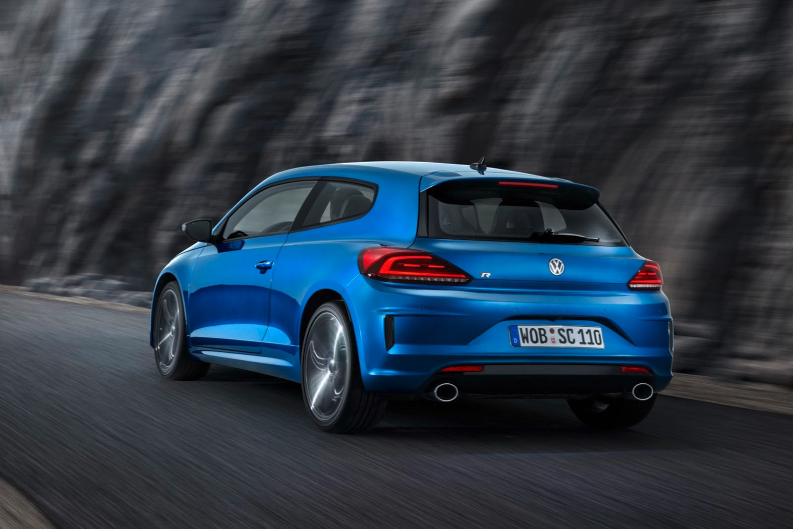 VW Scirocco R Gets 280 HP 2.0 TSI Engine - autoevolution
