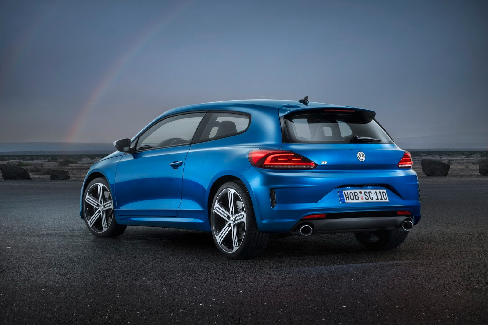 vw scirocco r gets 280 hp 2 0 tsi engine autoevolution. Black Bedroom Furniture Sets. Home Design Ideas