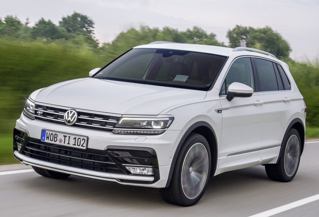 volkswagen tiguan finally gets 2 0 bitdi 240 ps 2 0 tsi. Black Bedroom Furniture Sets. Home Design Ideas