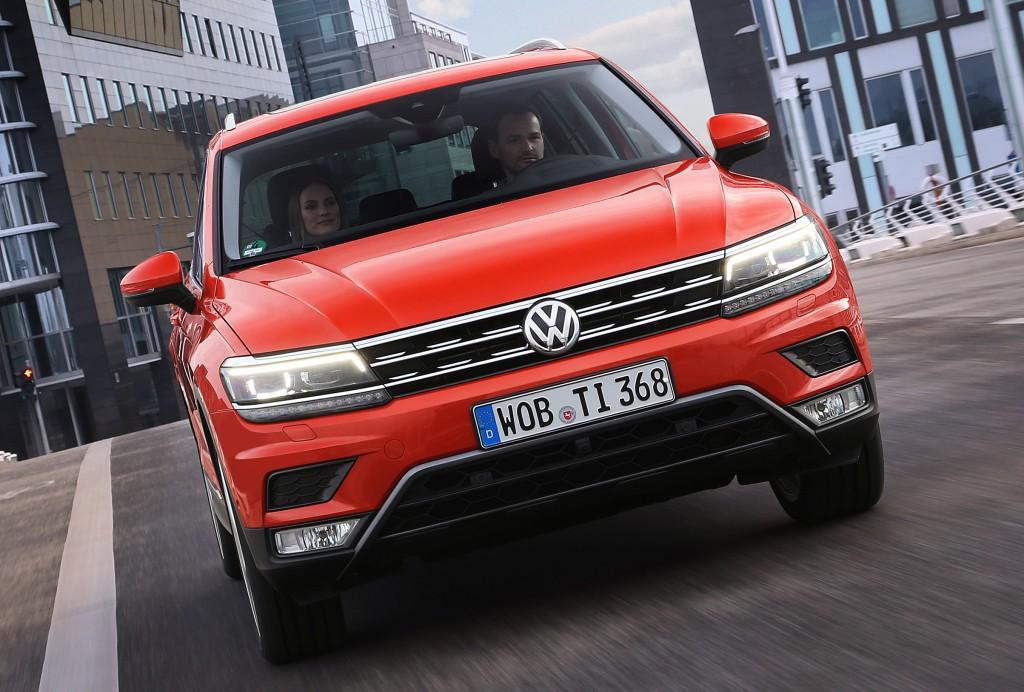 Volkswagen Tiguan Recall 151 000 Units Suffer From Fuel