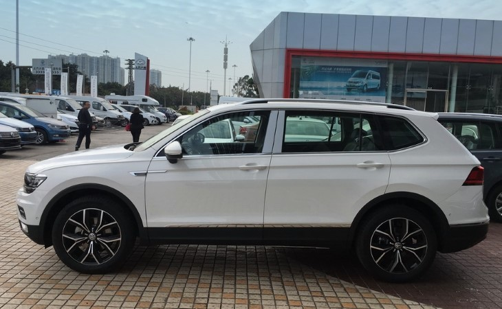 Vw Tiguan Long Wheelbase Specs And Details Revealed In