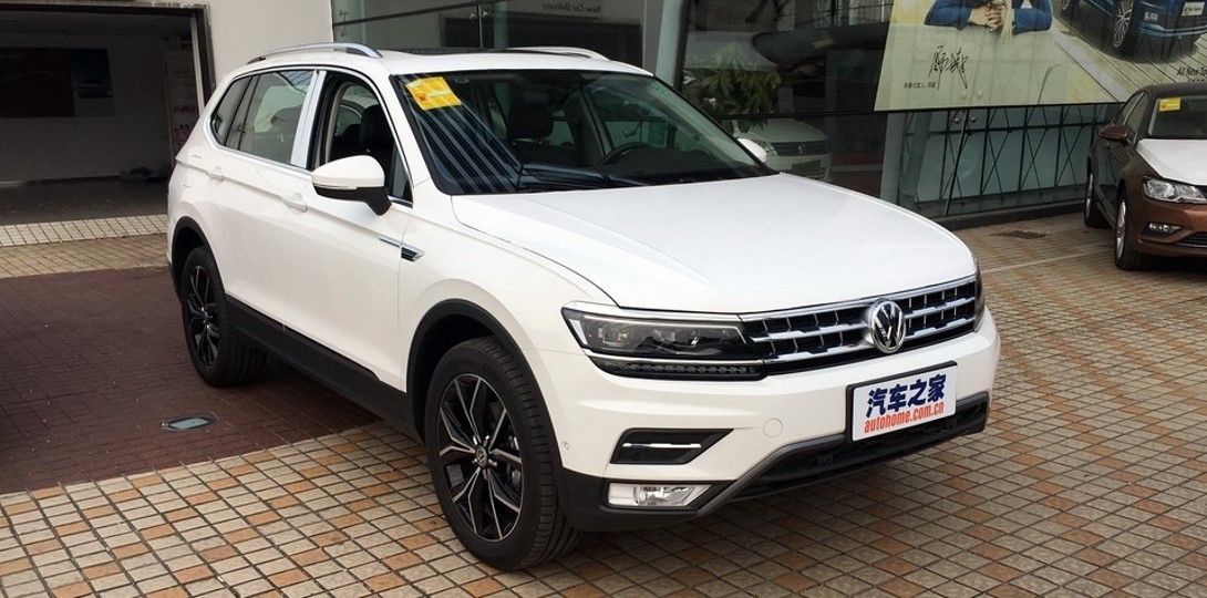Vw Tiguan Long Wheelbase Specs And Details Revealed In China