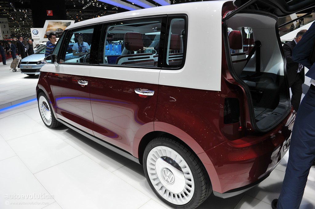 VW To Build New Microbus Using Bulli Concept