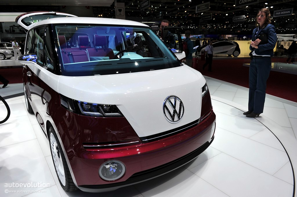 vw to build new microbus using bulli concept autoevolution. Black Bedroom Furniture Sets. Home Design Ideas