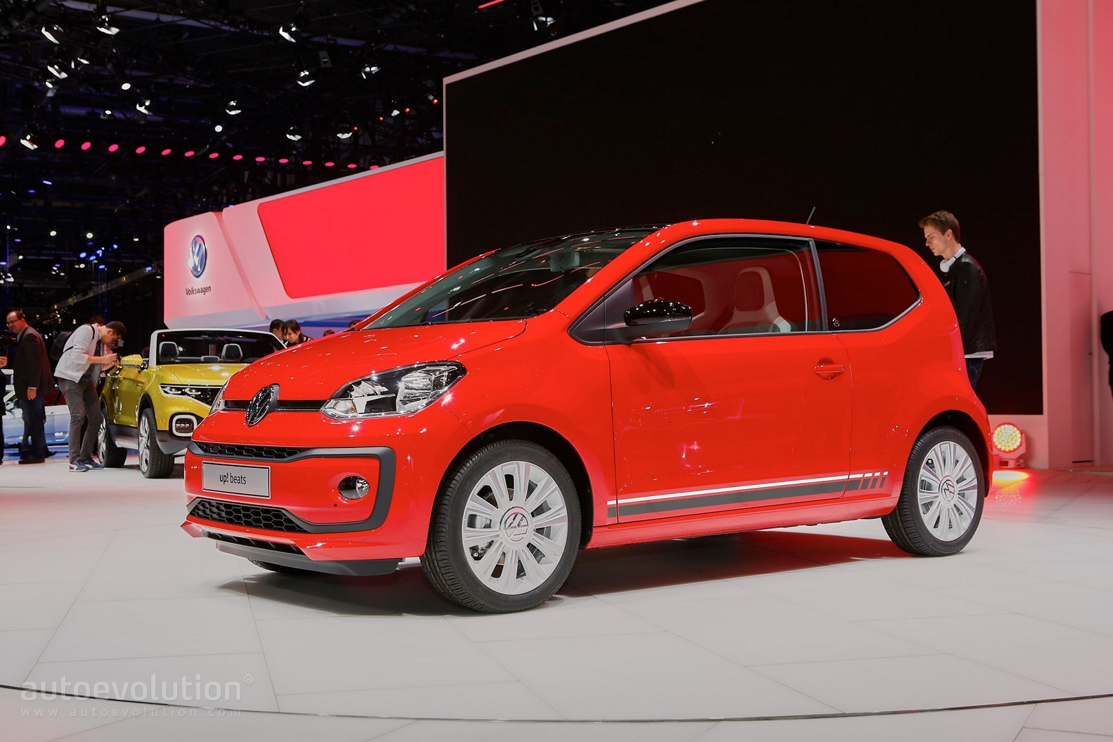 VW Up! Facelift Coming to Brazil Next February as 2018 ...