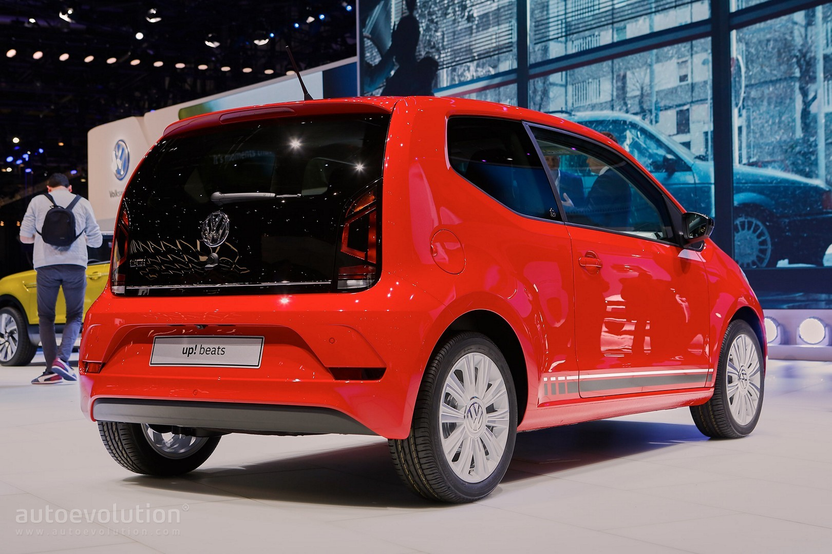 VW Up! Facelift Coming to Brazil Next February as 2018 Model - autoevolution