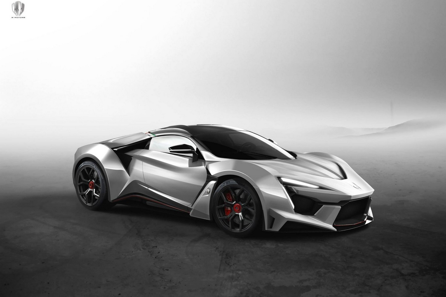 W Motors Fenyr >> W Motors Fenyr SuperSport Is the Middle East's Idea of a Hypercar - autoevolution