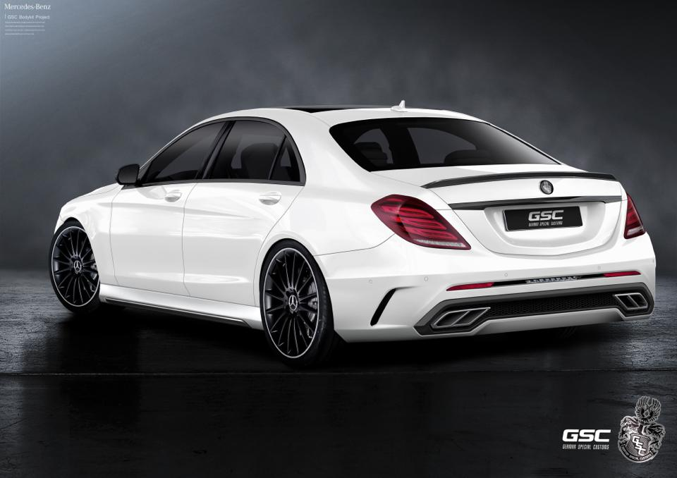 W222 S Class To Receive Body Kit From German Special