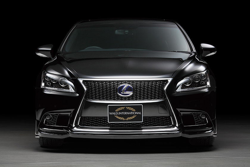 Wald International Custom 2013 Lexus LS Autoevolution