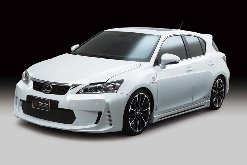 Lexus Gs Wagon >> Wald International Lexus CT 200h Is Insane - autoevolution