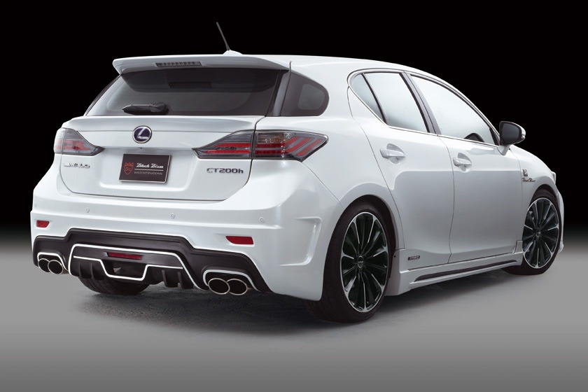 wald international lexus ct 200h is insane autoevolution