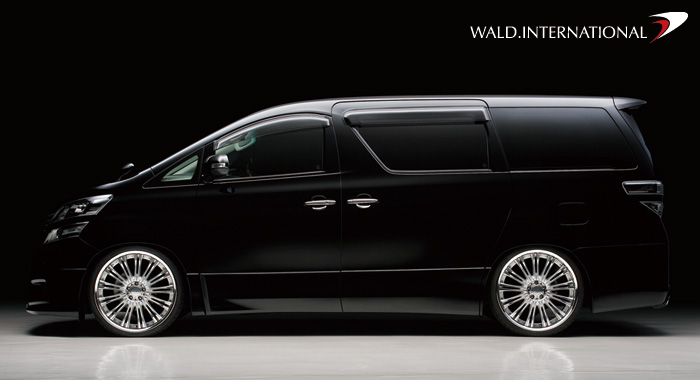 Wald International Toyota Vellfire Z Grade Executive Line #4/10