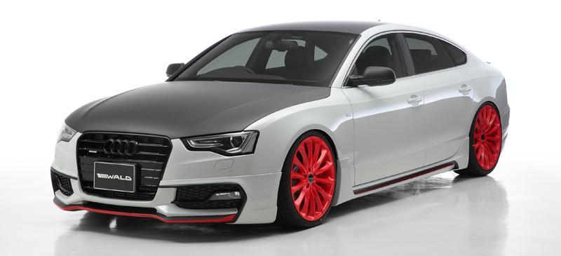 Wald International Whips The Audi A5 Sportback Into Shape