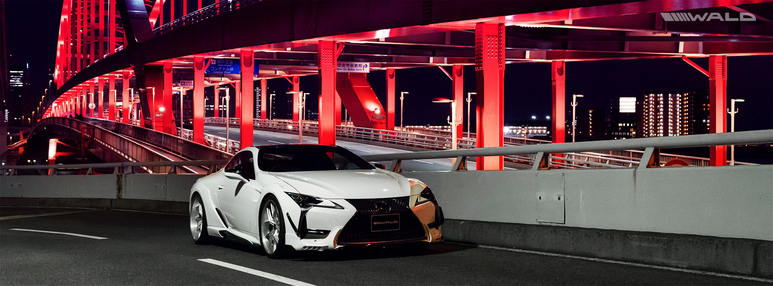 Wald Lexus LC Widebody Kit Is Ready and Looks Too Good ...