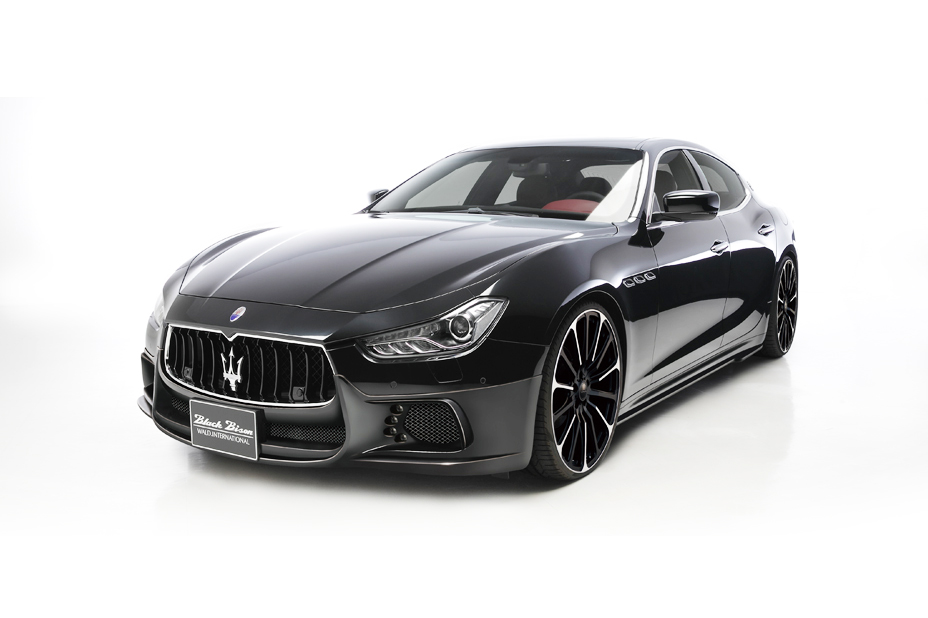 2016 Lancer Evolution >> Wald Maserati Ghibli Black Bison Is a Thing of Beauty - autoevolution