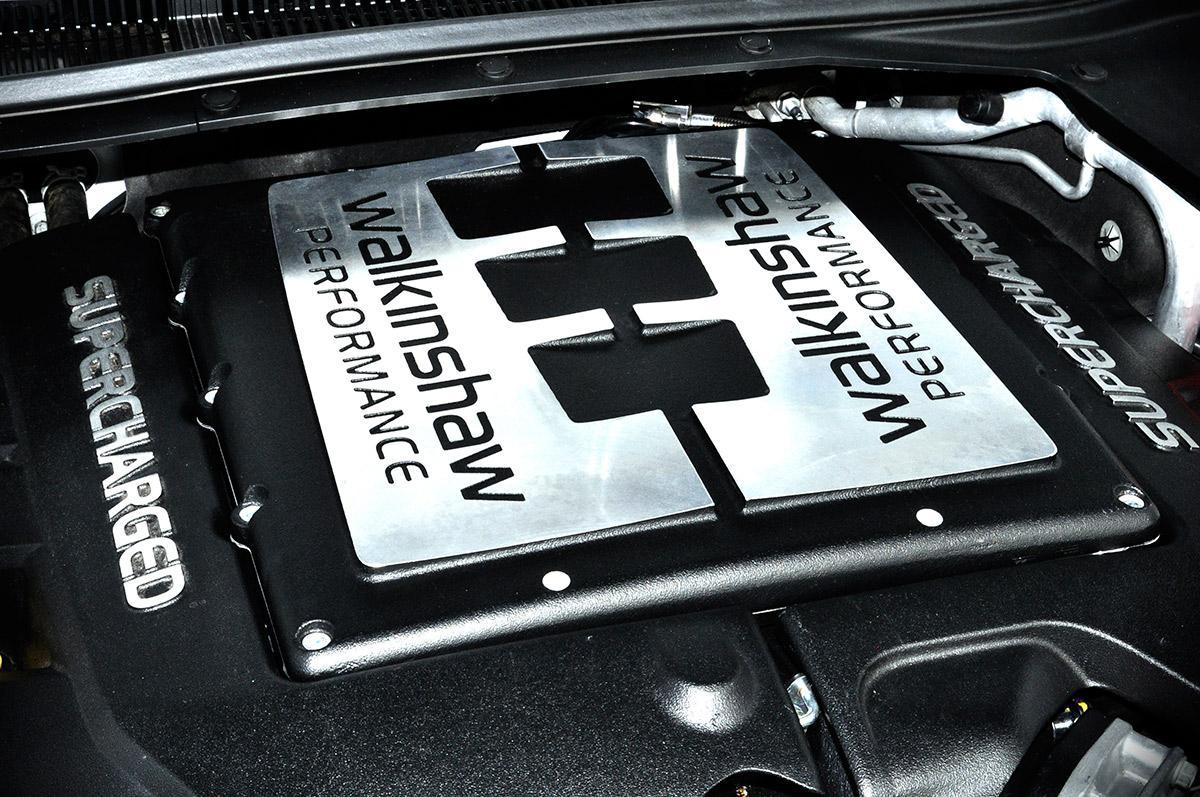 Walkinshaw Supercharges Holden VF Commodore, HSV Gen-F - autoevolution