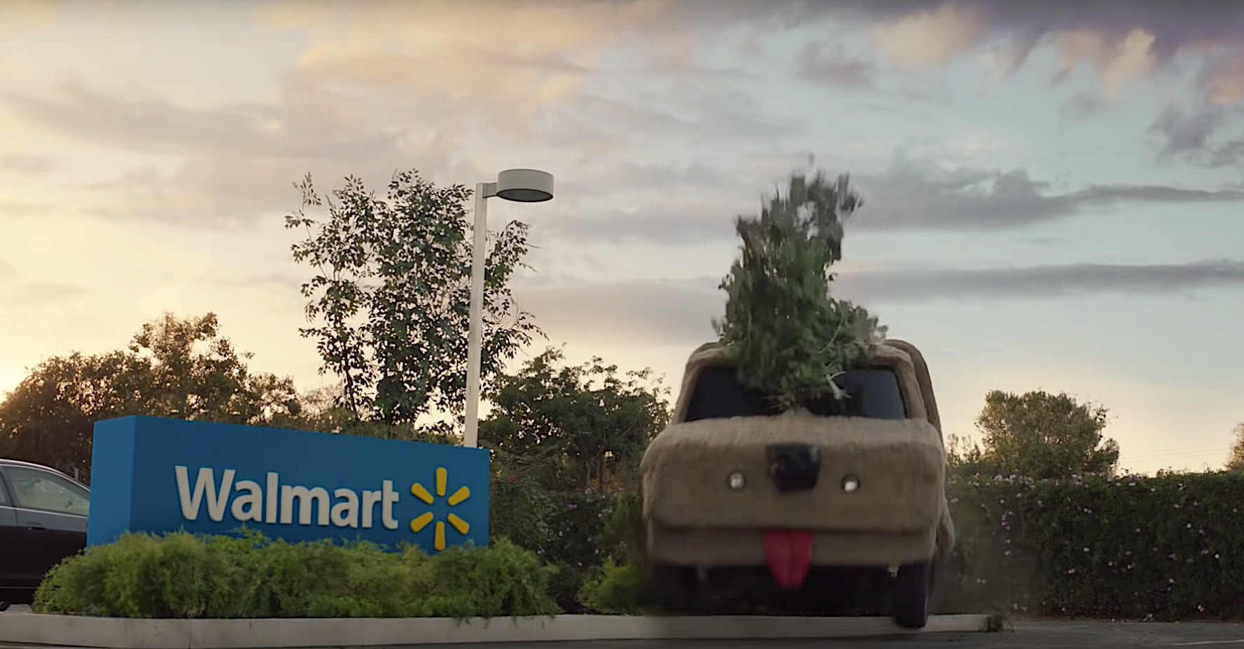 Walmart Summons Movie Cars in All-Star Live Action Ad ...