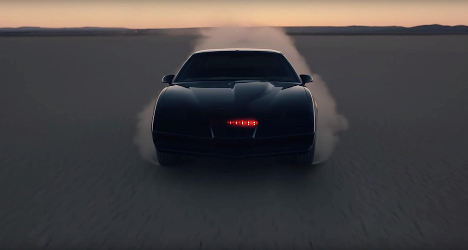 Garmin nuvi GPS with Knight Rider Voice - autoevolution