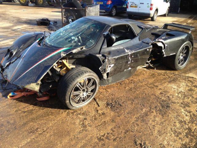 Want To Buy a Cheap Pagani Zonda Roadster  autoevolution