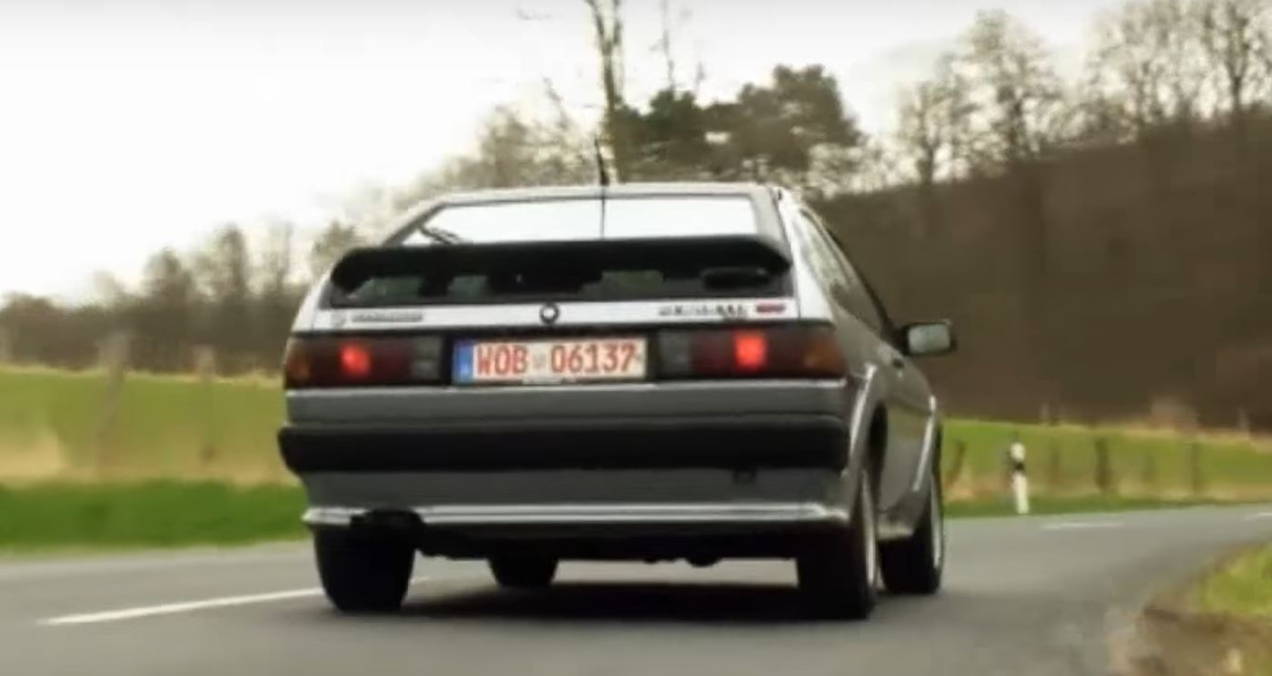 Watch A Review Of The Excitingly Sensible Old Vw Scirocco