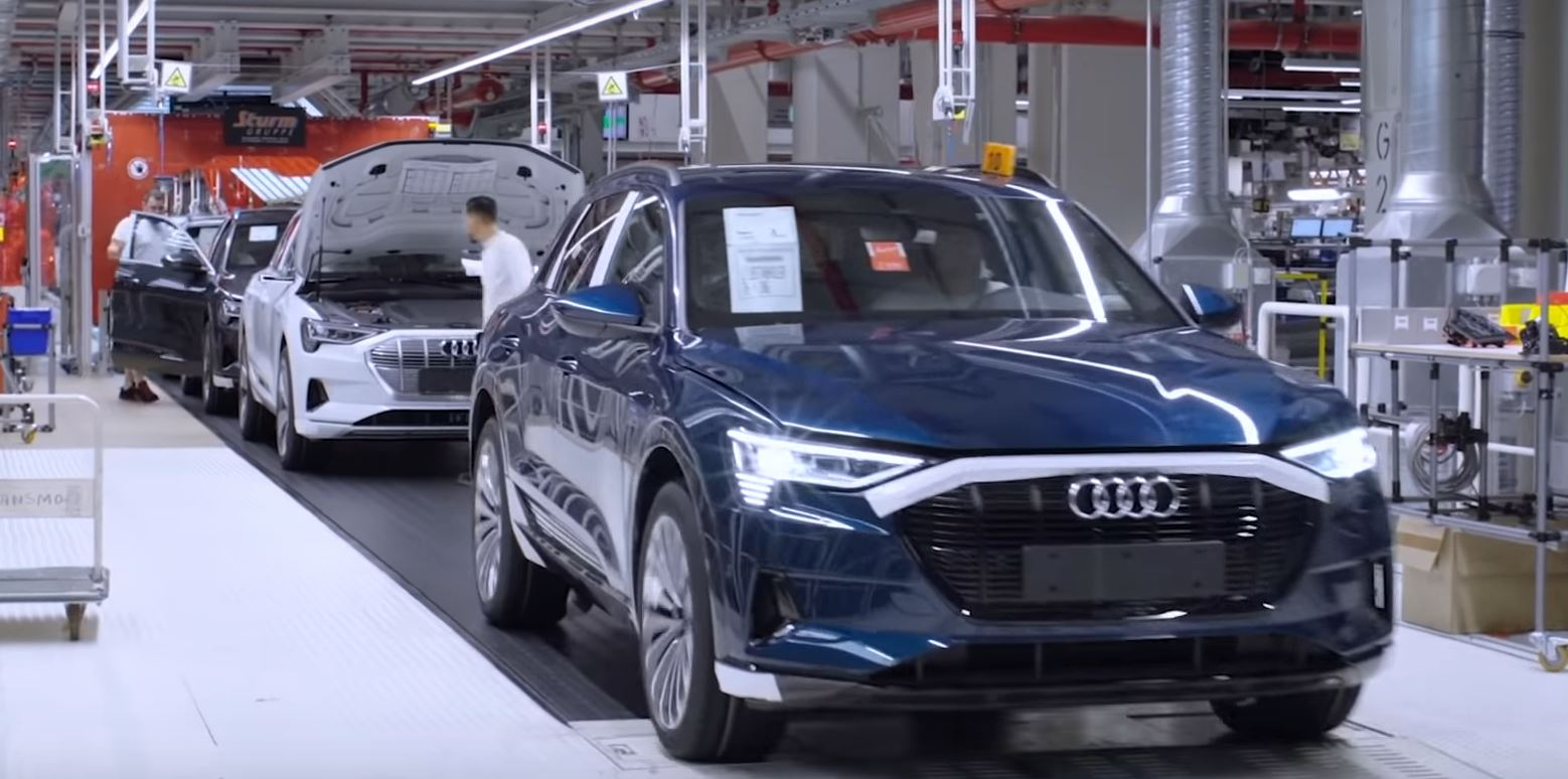 Audi Makes First Solar Sunroof That's Also Practical and