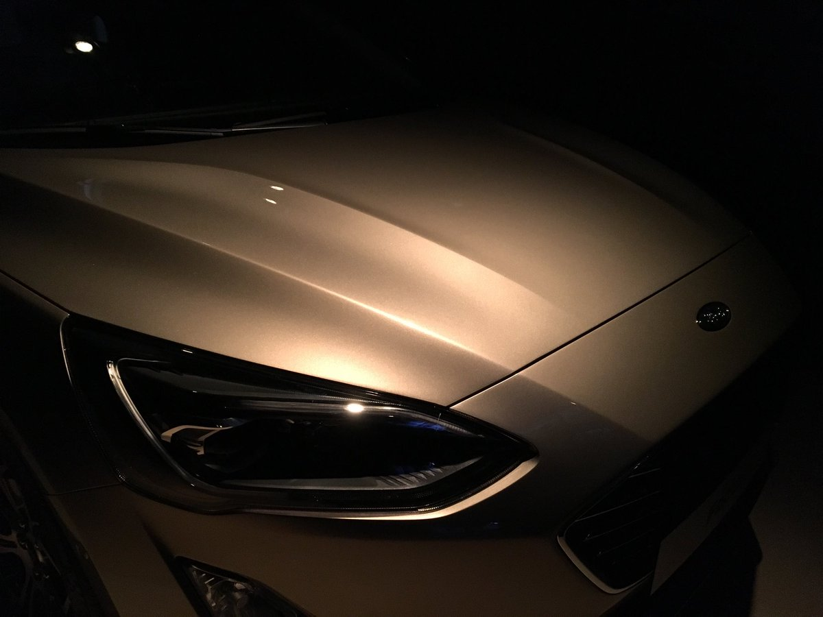 Watch The 2019 Ford Focus Live Reveal With Us - autoevolution