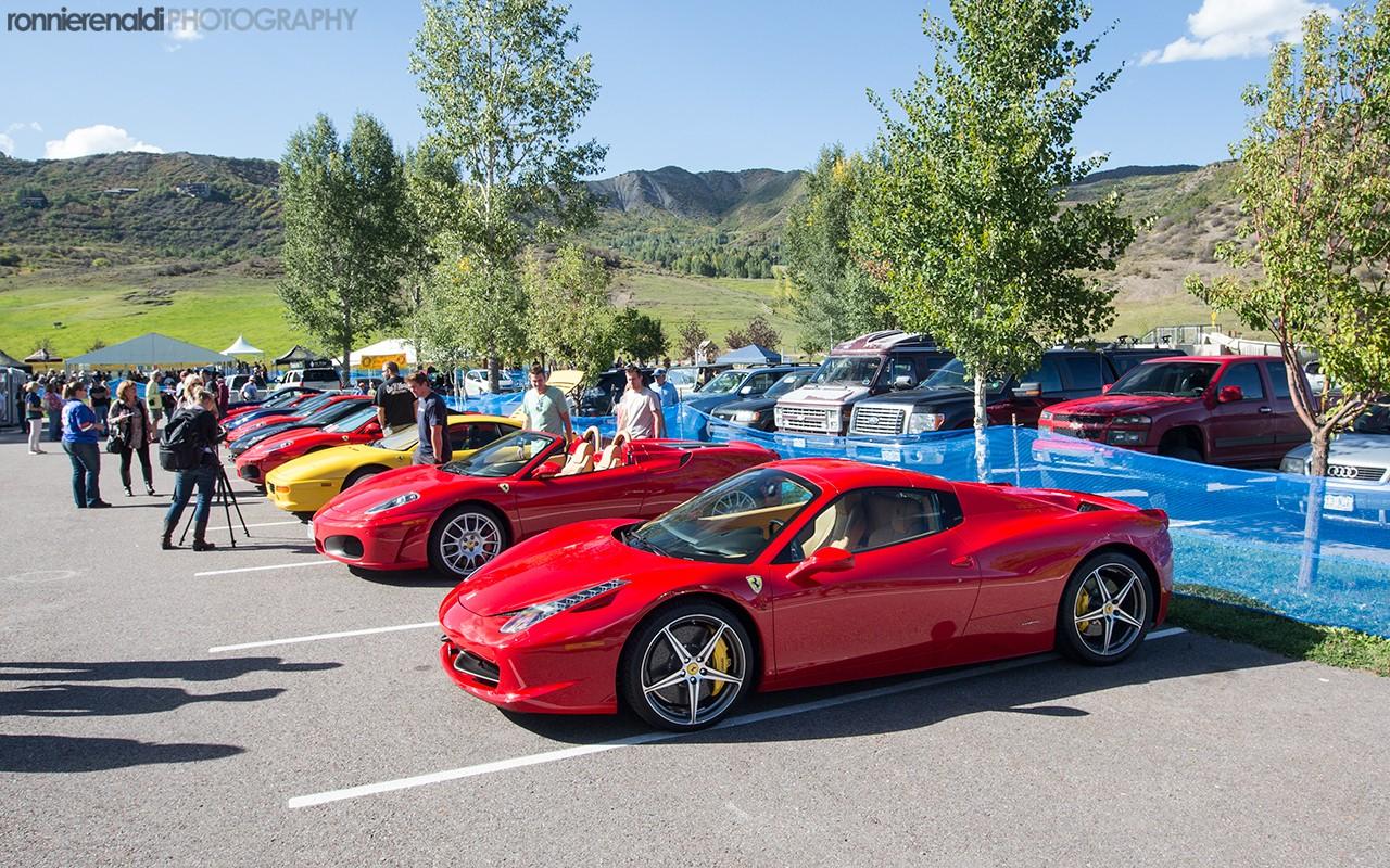 Marvelous ... Ferrari Club Of America 2014 Fall Drive ...