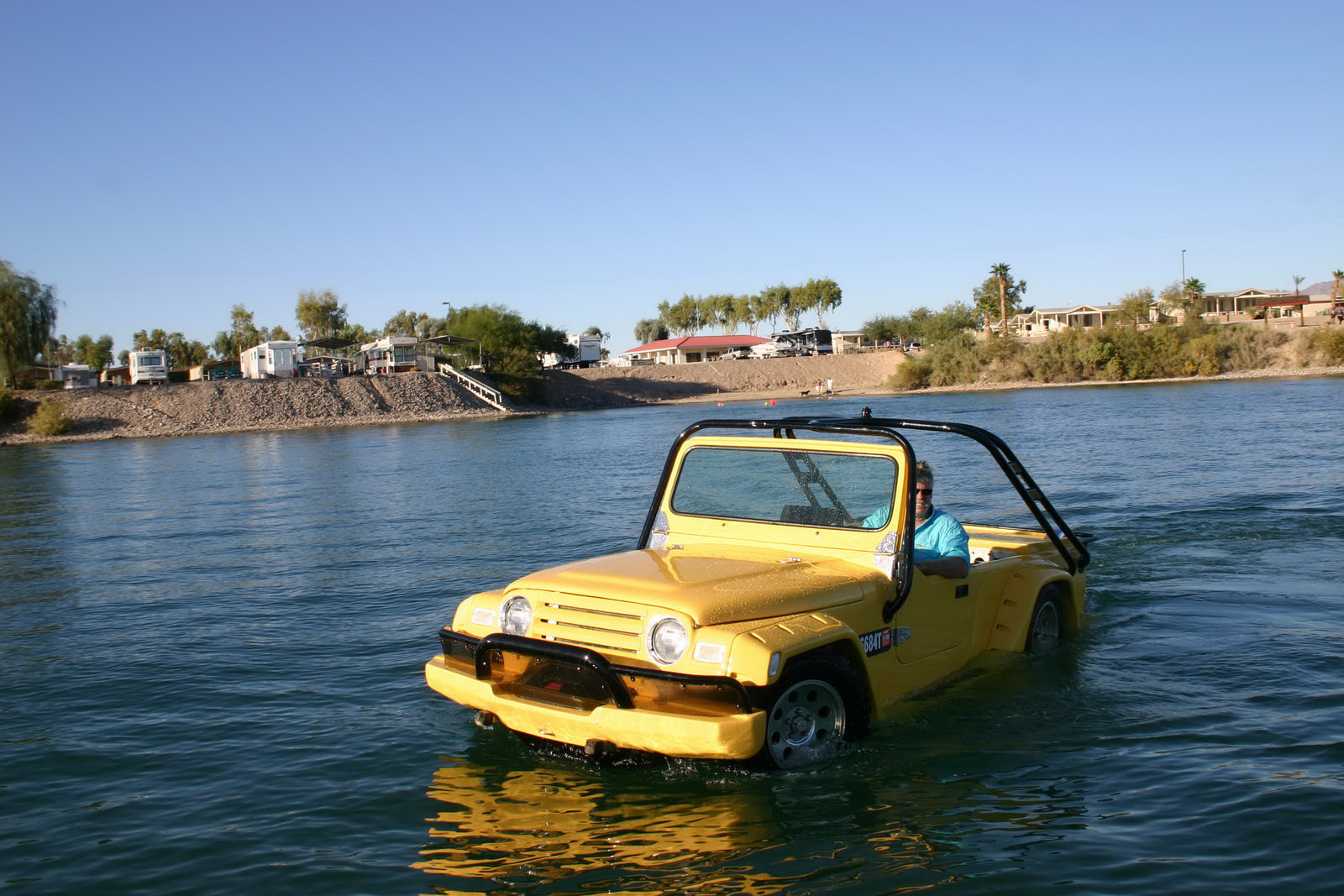 Watercar Gator Is An Amphibious Monstrocity Autoevolution