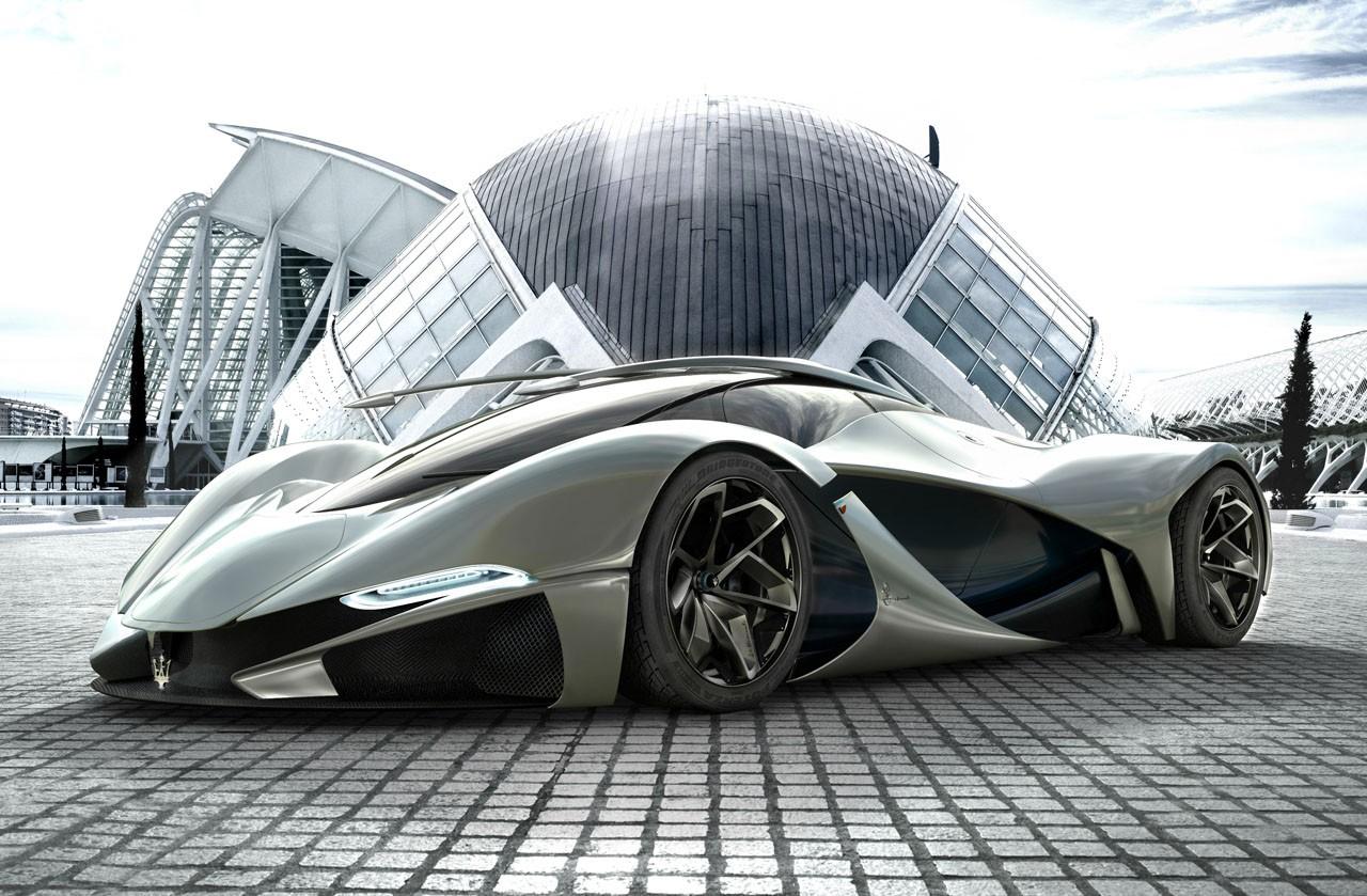 "Mclaren P1 Cost >> We Hear: ""LaMaserati"" Halo Car Approved, Will Cost 3 Million Euros - autoevolution"