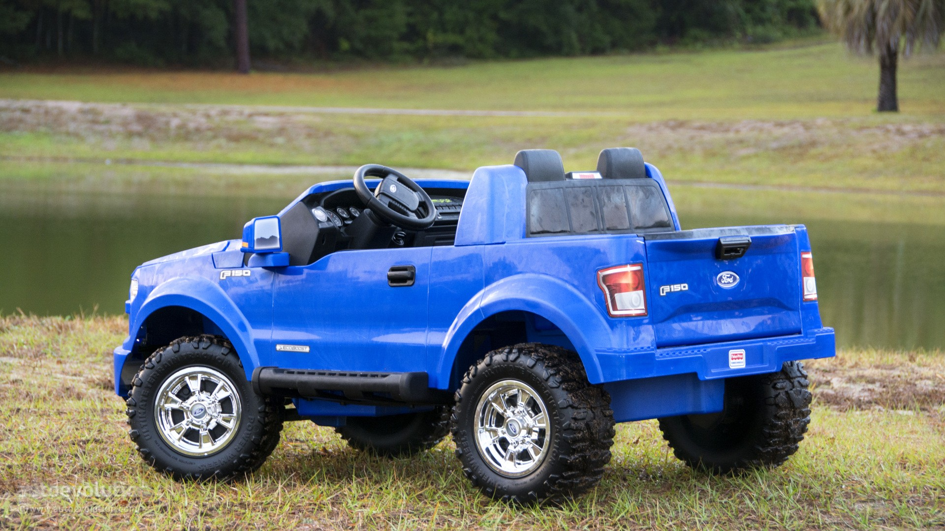 We Review The Power Wheels Ford F 150 The Best Kid