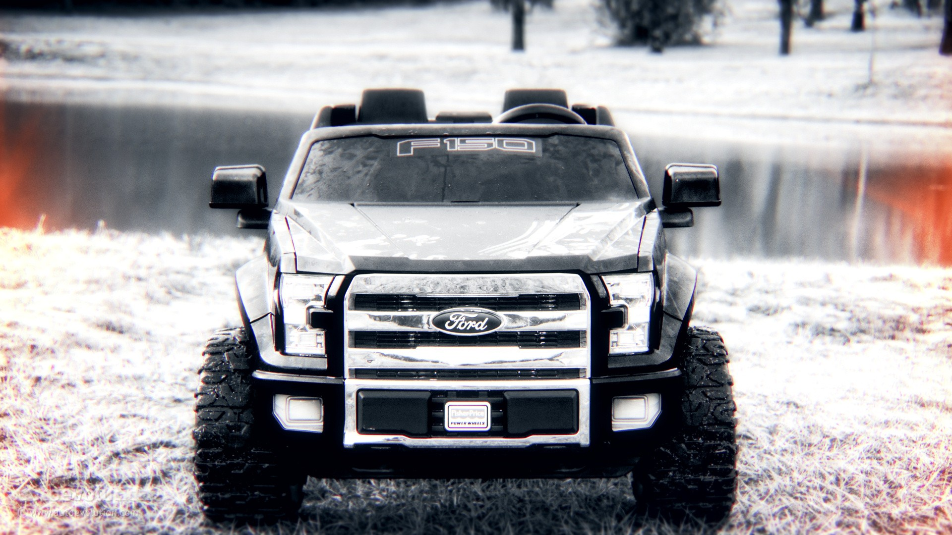 We Review the Power Wheels Ford F-150: The Best Kid Trucker Gift? - autoevolution