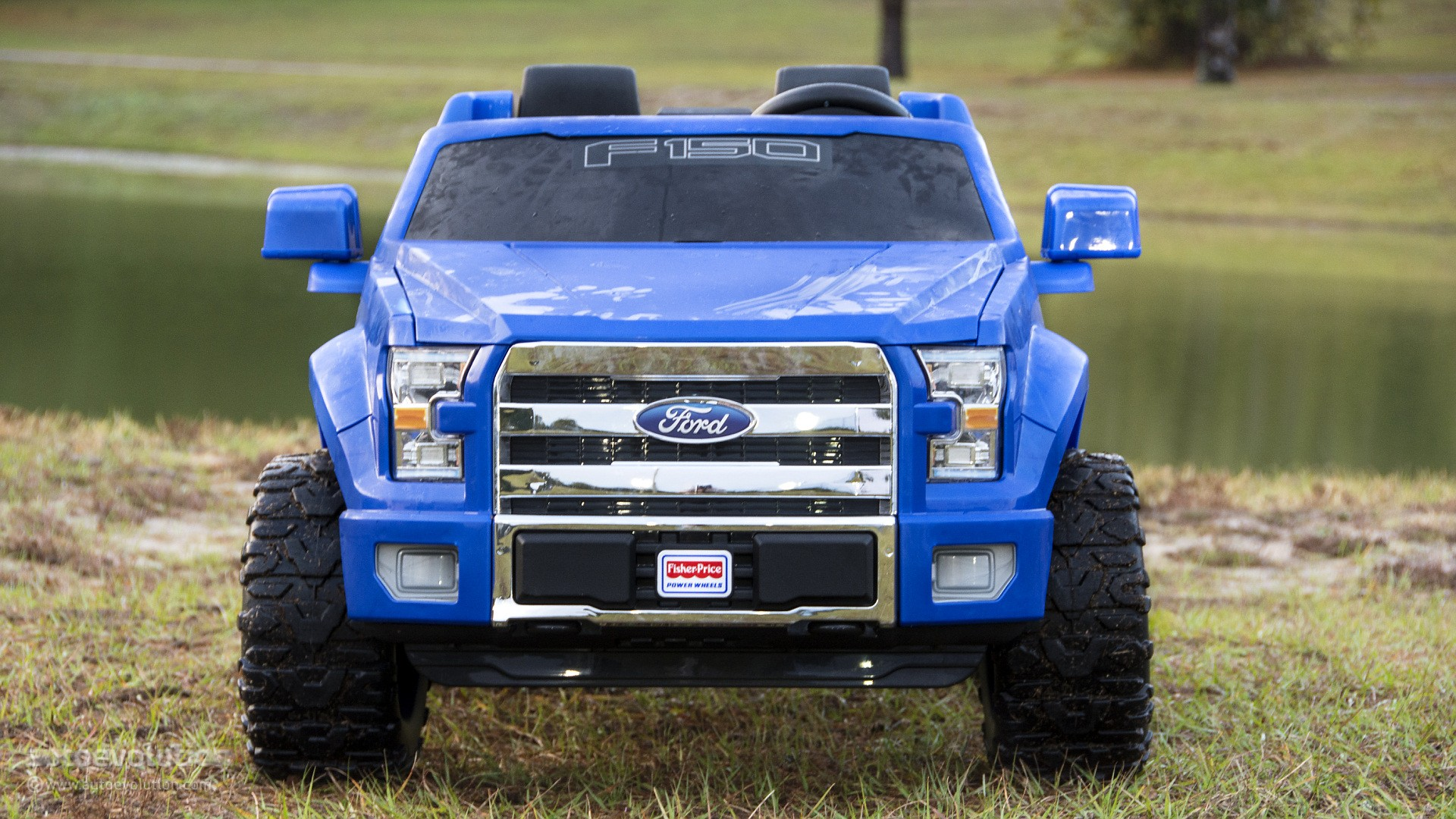 cd33cc82578d3 We Review the Power Wheels Ford F-150  The Best Kid Trucker Gift ...
