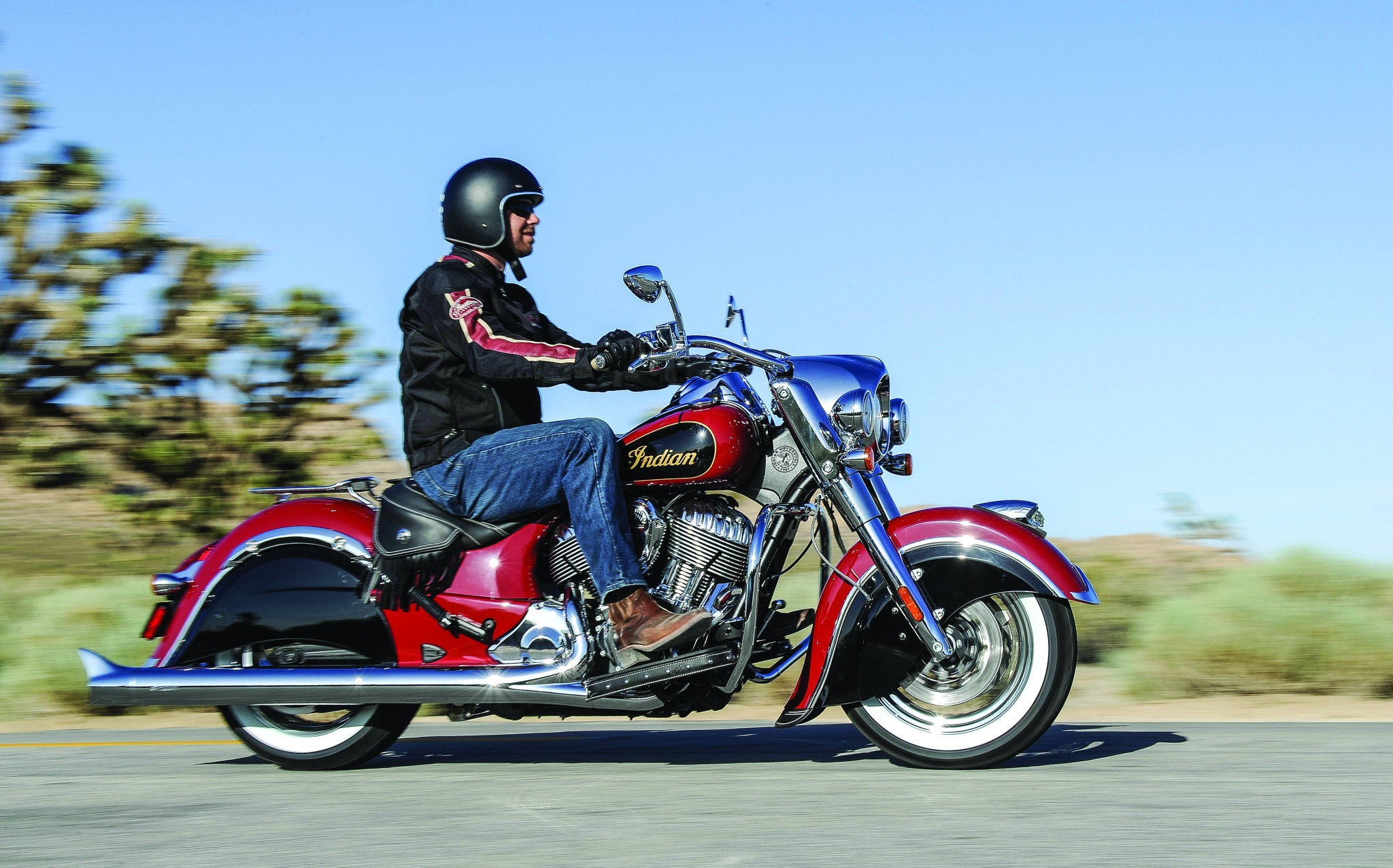 Indian Motorcycle Paint Colors