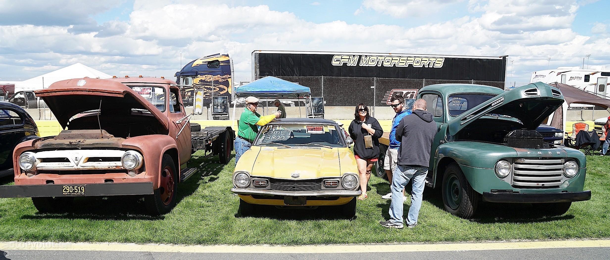 Charlotte Spring Auto Fair 2016