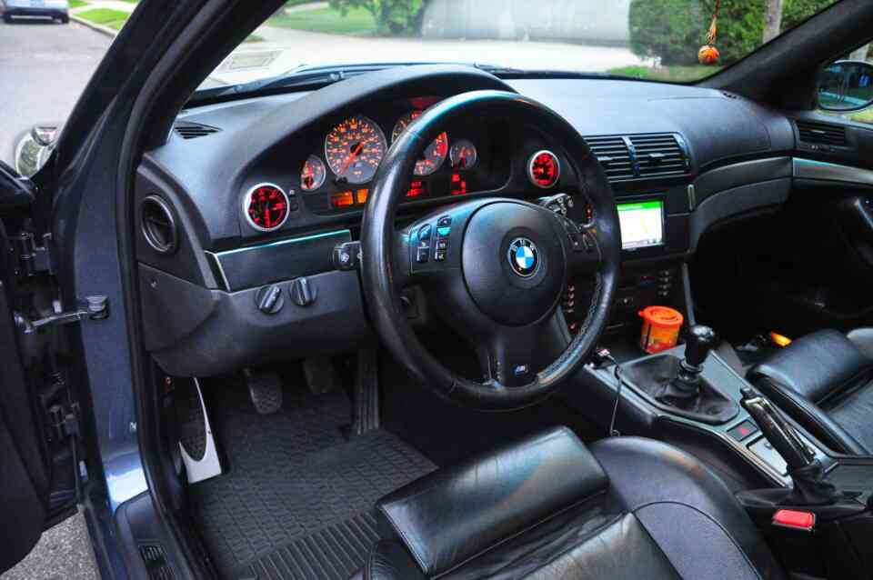 Weird Swap Of The Month Bmw E39 M5 With Supra Engine