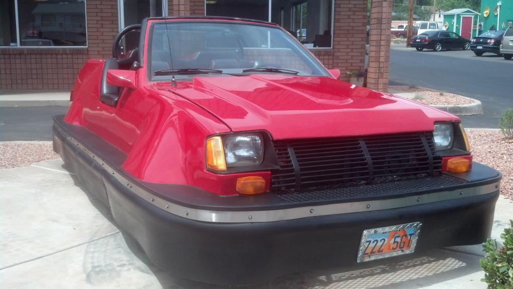Weird Things You Can Buy Dodge Colt Street Legal Bumper