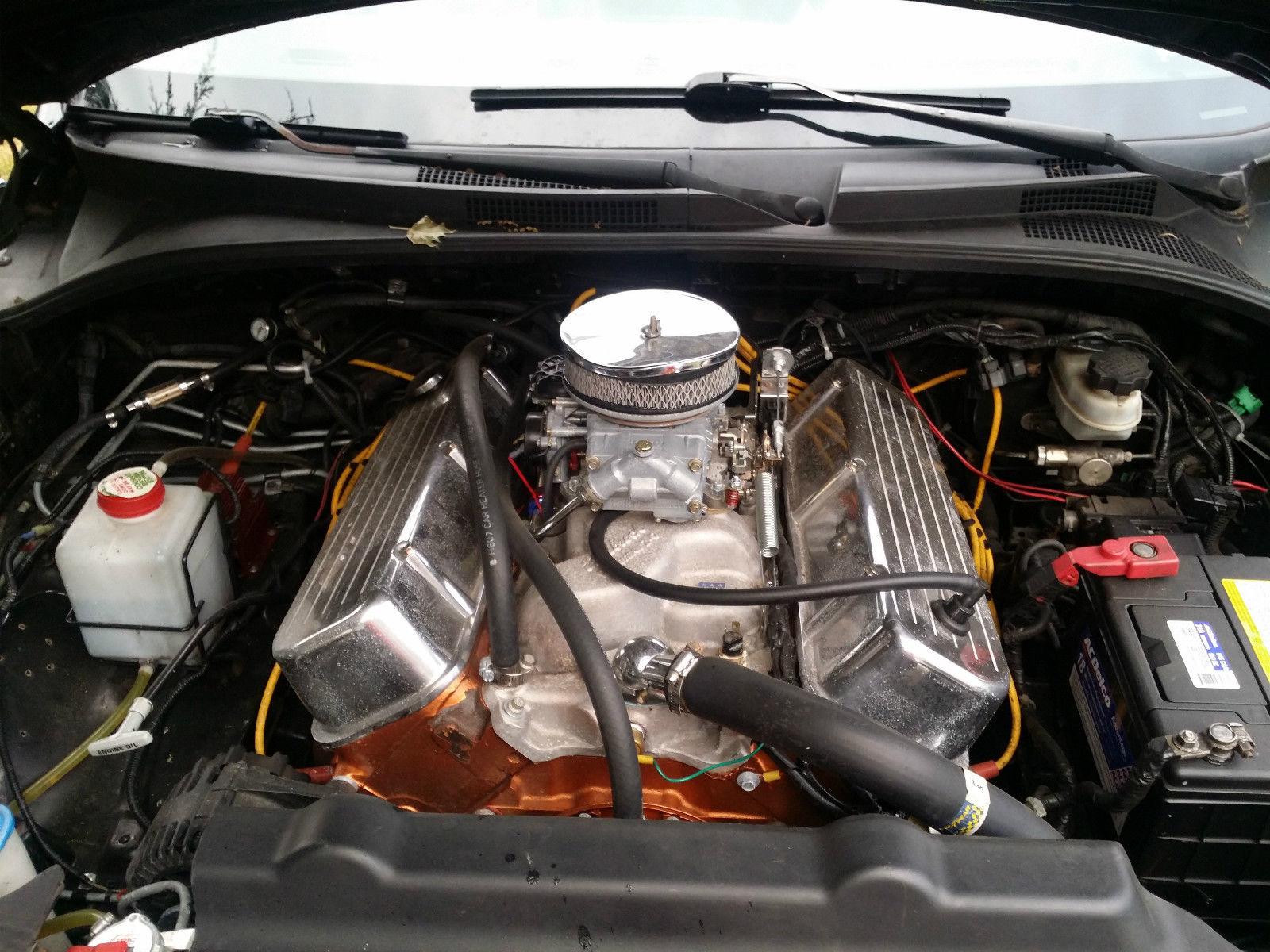 Weirdest Engine Swap Ever: Kia Sorento with Chevy 468 Big ...