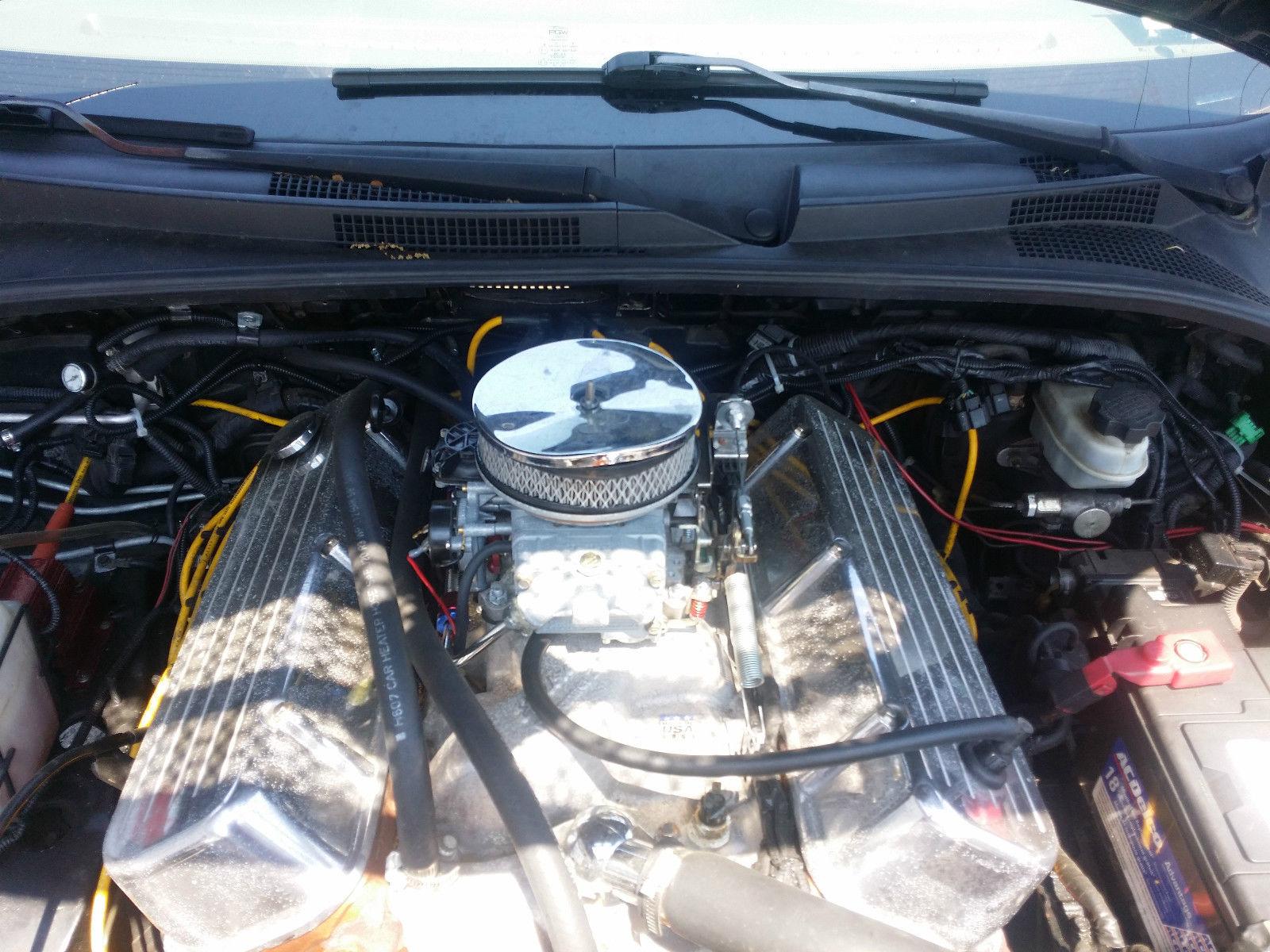 Weirdest Engine Swap Ever: Kia Sorento with Chevy 468 Big-Block V8