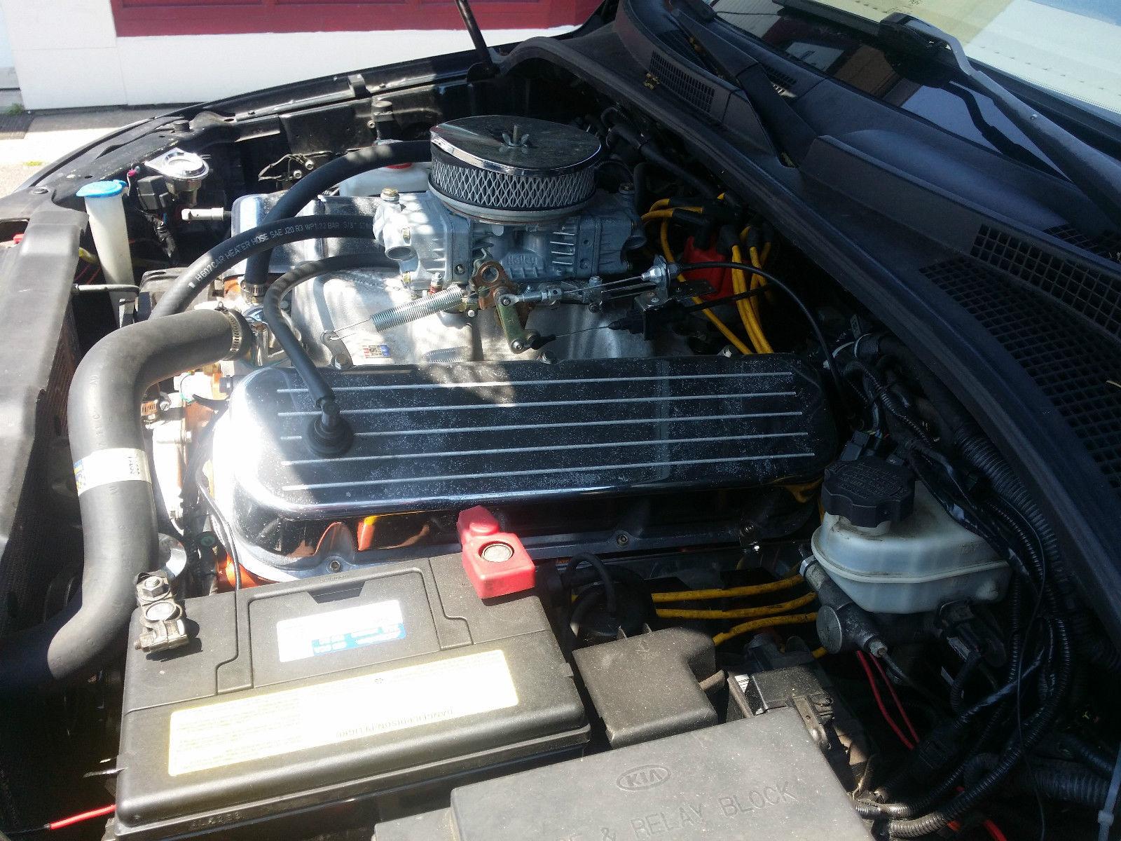 Weirdest Engine Swap Ever Kia Sorento With Chevy Big Block V Photo Gallery on 15 Kia Sorento