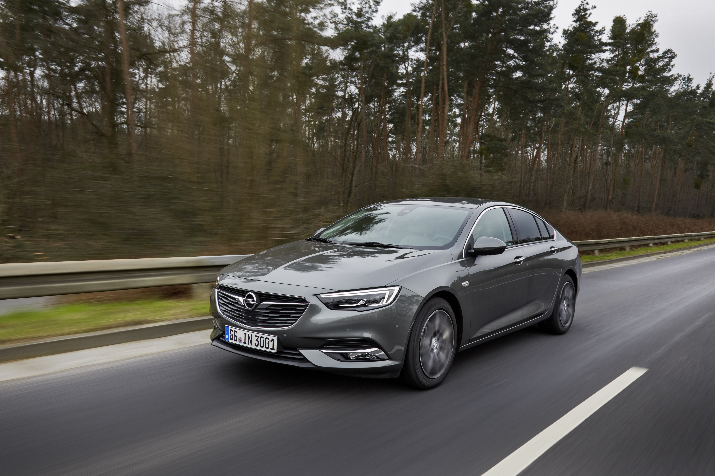What Dieselgate? 2018 Opel Insignia Adds New 2.0 BiTurbo ...
