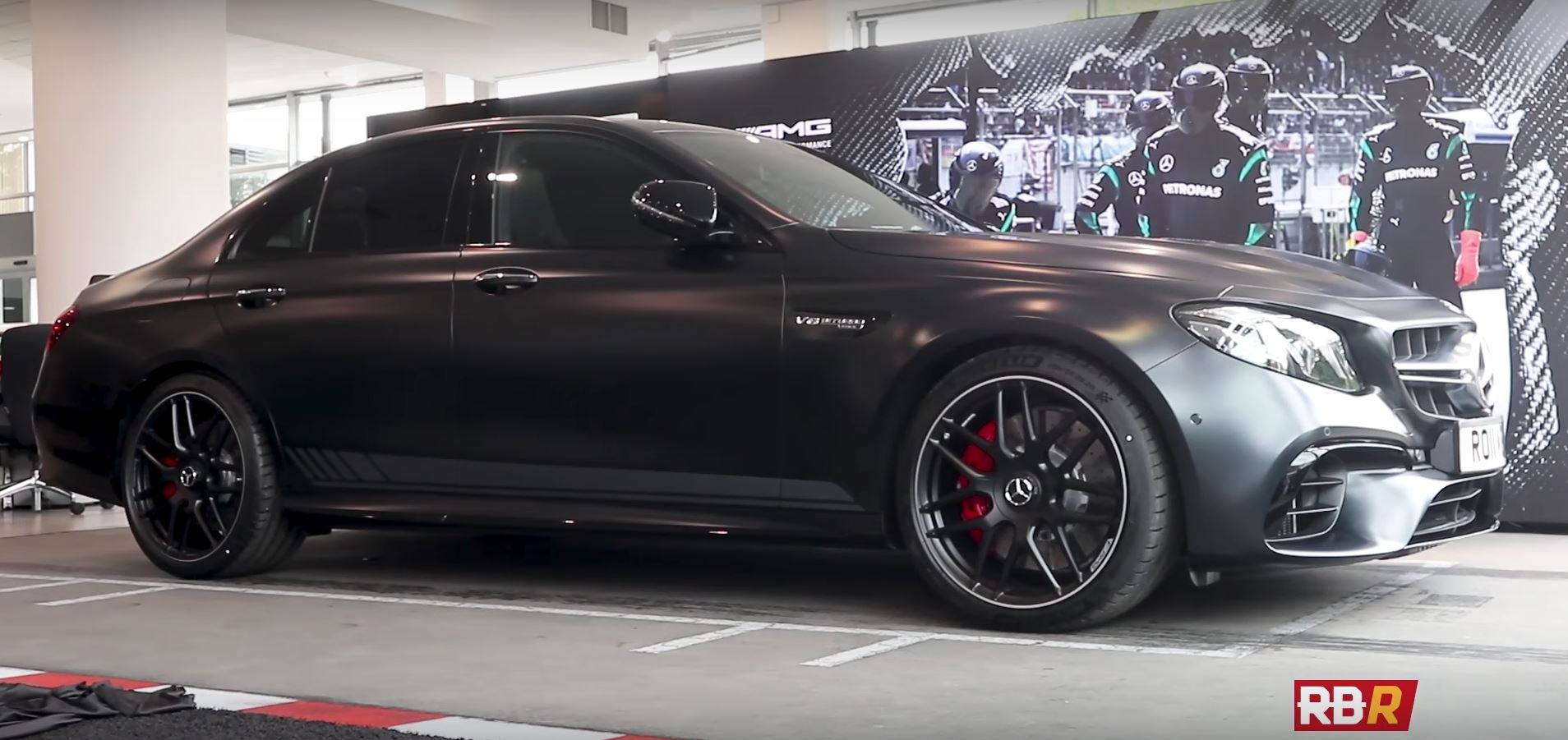 Hardcore AMG Owner Buys New E63 Edition 1, Organizes Rev Battle with
