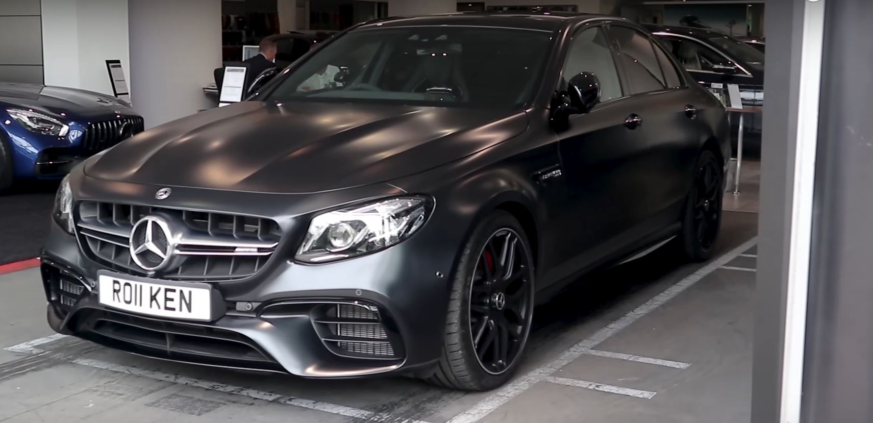 What It S Like To The New E63 Edition 1 And A C63 Rev Battle