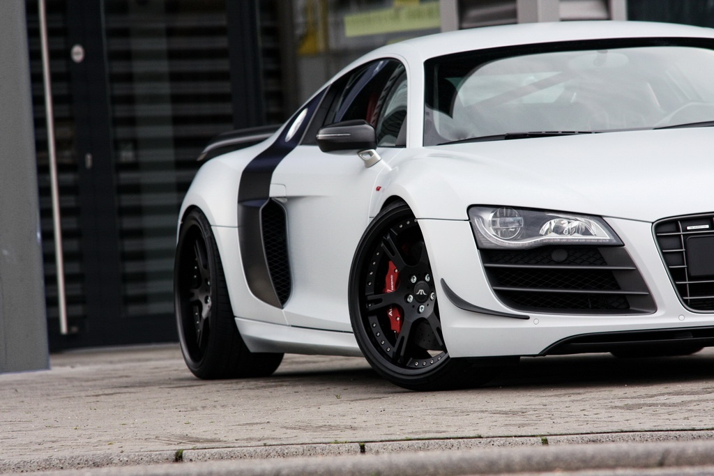 611HP Wheelsandmore Audi R8 GT Supersport Edition Unveiled - autoevolution
